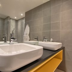 Отель Timhotel Opéra Blanche Fontaine ванная фото 2