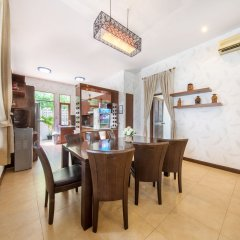 Отель Villas In Pattaya Green Residence Jomtien Beach Паттайя в номере