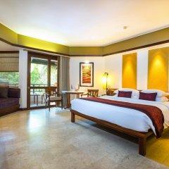 Отель Grand Hyatt Bali 5* Номер категории Премиум с двуспальной кроватью