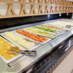 Отель Alif Campo Pequeno Лиссабон питание