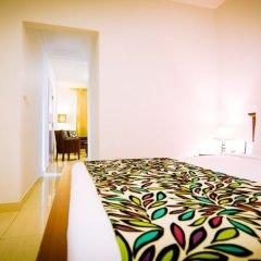 Отель L'Adagio Габон, Либревиль - отзывы, цены и фото номеров - забронировать отель L'Adagio онлайн комната для гостей фото 5