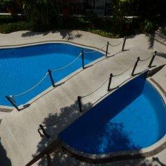 Отель Riviera Del Sol Плая-дель-Кармен бассейн