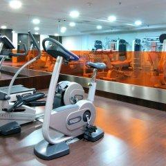 Hotel Fira Congress фитнесс-зал фото 4