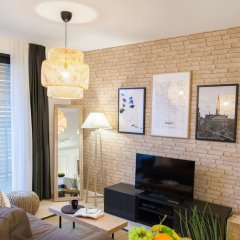 Апартаменты Sweet Inn Apartment- Rue Belliard Брюссель