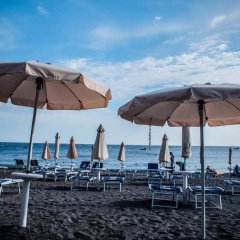 Hotel Santa Lucia Минори пляж
