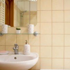 Отель Vodickova apartment Чехия, Прага - отзывы, цены и фото номеров - забронировать отель Vodickova apartment онлайн ванная фото 2