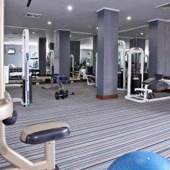 Отель Grand President Bangkok фитнесс-зал