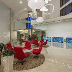 The Sense De Luxe Hotel – All Inclusive Сиде интерьер отеля фото 3
