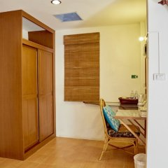 Отель Natural Wing Health Spa & Resort удобства в номере