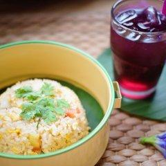 Yor Yak Hostel Бангкок питание