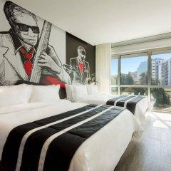Отель Hf Fenix Music Лиссабон комната для гостей фото 4