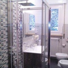 Отель Albergo Paradiso Италия, Макканьо - отзывы, цены и фото номеров - забронировать отель Albergo Paradiso онлайн ванная