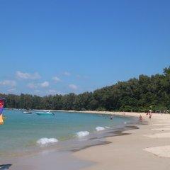 Отель Nai Yang Beach Resort & Spa пляж фото 2