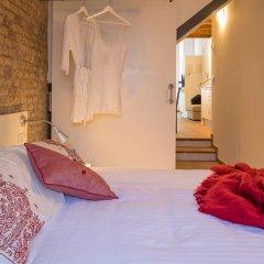 Апартаменты Happy People Ramblas Harbour Apartments Барселона комната для гостей