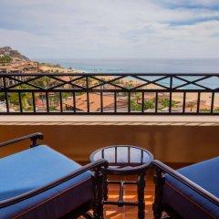Отель Pueblo Bonito Sunset Beach Resort & Spa - Luxury Все включено балкон