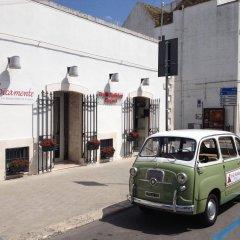 Отель Trulli Holiday Albergo Diffuso Альберобелло городской автобус