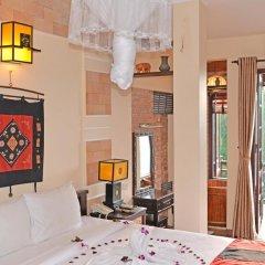 Отель Thien Thanh Boutique Хойан комната для гостей фото 4