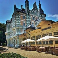 Отель Savoy Westend Карловы Вары пляж