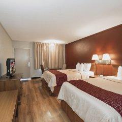 Отель Red Roof Inn Meridian удобства в номере