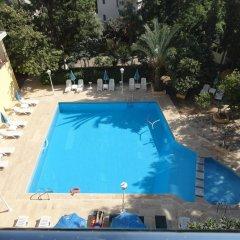 Отель EKICI Каш бассейн фото 3