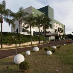 Отель Comfort Suites Londrina спортивное сооружение