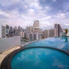 Отель Shama Sukhumvit Бангкок бассейн фото 3