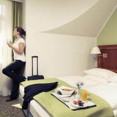 Отель Mercure Westbahnhof Вена в номере фото 2