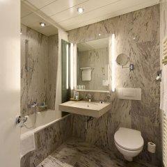 Hotel Glärnischhof Цюрих ванная