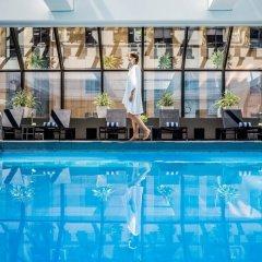 Отель InterContinental Wellington бассейн фото 2