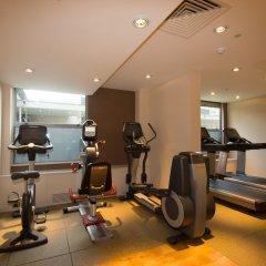 DoubleTree by Hilton London - Ealing Hotel фитнесс-зал фото 3