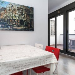 Апартаменты Via Augusta Apartments комната для гостей фото 2