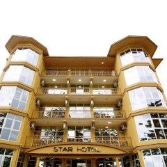 Star Hotel вид на фасад фото 5