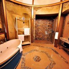 Tafoni Houses Cave Hotel Невшехир ванная фото 2
