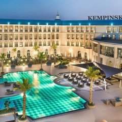 Отель Royal Maxim Palace Kempinski Cairo бассейн фото 2