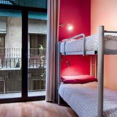 Отель Itaca Hostel Barcelona Испания, Барселона - отзывы, цены и фото номеров - забронировать отель Itaca Hostel Barcelona онлайн балкон