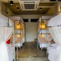 Отель bloo Hostel Таиланд, Пхукет - отзывы, цены и фото номеров - забронировать отель bloo Hostel онлайн сейф в номере
