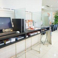 Отель Sunline Hakata Ekimae Хаката интерьер отеля
