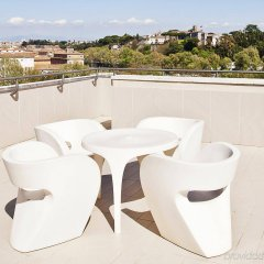 Hotel Ripa Roma балкон