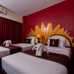 Отель Khaosan Palace Hotel Таиланд, Бангкок - 1 отзыв об отеле, цены и фото номеров - забронировать отель Khaosan Palace Hotel онлайн комната для гостей фото 2