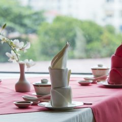 Hotel Nikko Saigon питание