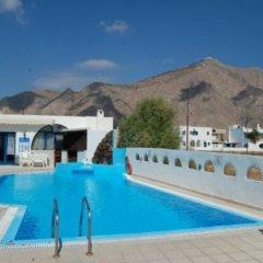 Отель Anemos Studios Греция, Остров Санторини - отзывы, цены и фото номеров - забронировать отель Anemos Studios онлайн бассейн фото 3
