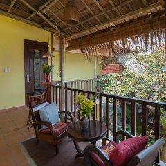 Отель An Bang Sunset Village Homestay балкон