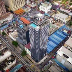 Отель Hilton Garden Inn Kuala Lumpur Jalan Tuanku Abdul Rahman South фото 19