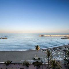 Hotel Villa de Laredo пляж фото 4