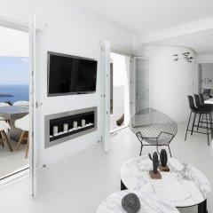 Отель Villa Etheras Греция, Остров Санторини - отзывы, цены и фото номеров - забронировать отель Villa Etheras онлайн комната для гостей фото 5