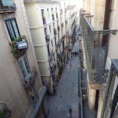 Отель Jaume I Испания, Барселона - 1 отзыв об отеле, цены и фото номеров - забронировать отель Jaume I онлайн балкон