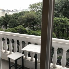 Отель Istay Inn Saigon балкон