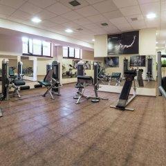 Отель Obzor Beach Resort Аврен фитнесс-зал