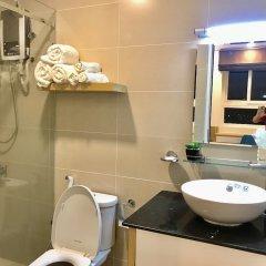 Отель Diamond Sea Apartment Вьетнам, Вунгтау - отзывы, цены и фото номеров - забронировать отель Diamond Sea Apartment онлайн ванная фото 2