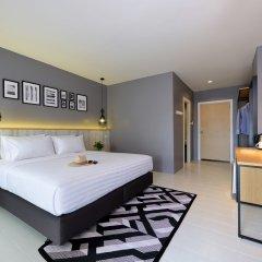Отель Ruenthip Residence Pattaya комната для гостей фото 2